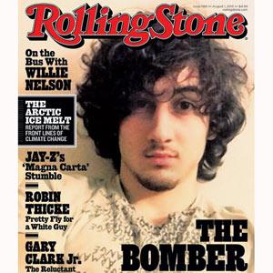 La polémica portada del autor de los atentados de Boston consigue disparar las ventas de Rolling Stone