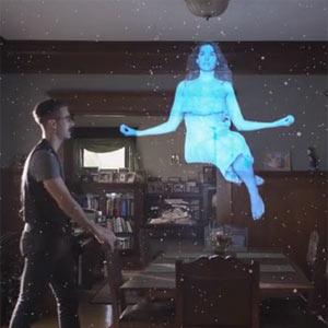 ¿Hologramas de tamaño humano en su salón? Un nuevo hardware ya lo hace posible