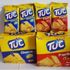 DraftFCB realiza una completa y diversa campaña para la marca de galletas TUC