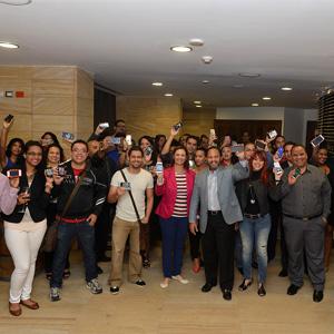 Blogueros dominicanos con EBEDominicana: una plataforma de comunicación y negocios