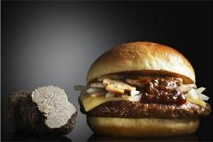 McDonald's apuesta por el packaging de lujo para sus nuevas hamburguesas gourmet