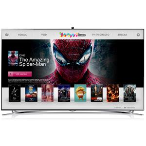 La temporada completa de Canal+ Liga 2013/2014 en la App de YOMVI para Samsung Smart TV