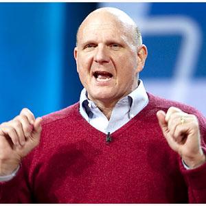 Las razones por las que Steve Ballmer se apea del trono de Microsoft