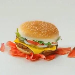 Burger King asegura en un anuncio ruso que sus hamburguesas son mejores que los opiáceos