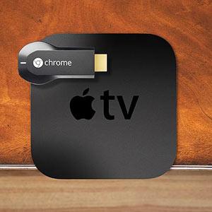 Ni Chromecast ni Airplay ofrecen una experiencia completa para utilizar el móvil a través de la televisión