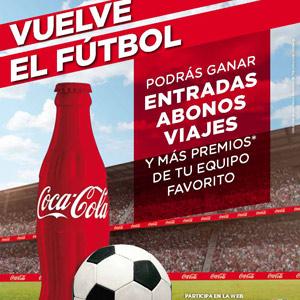 Coca-Cola apoya
