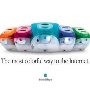 Las modas vuelven y los coloridos productos de Apple quizás también lo hagan el próximo septiembre