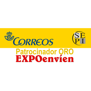 Correos patrocinador Oro de EXPOenvíen