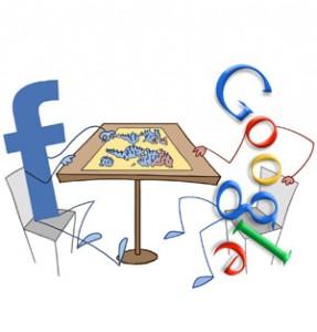 Google y Facebook son los