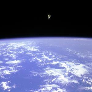 La estratosfera, un emplazamiento publicitario