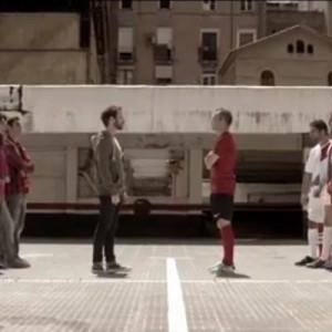 El futbolista Andrés Iniesta protagoniza la nueva campaña de Gol Televisión