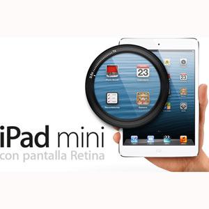 ¿Una nueva versión con pantalla de retina del iPad mini? Parece que Apple está en ello