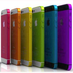 Las cinco claves sobre el posible nuevo iPhone: ¿de colores, low cost, con una cámara de 12 megapíxeles?