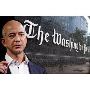 Jeff Bezos, fundador de Amazon pasará a ser propietario del prestigioso periódico The Washington Post