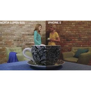 Lumia versus iPhone: Nokia parodia a Apple en su última campaña