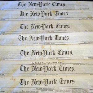 El Editor del New York Times zanja las especulaciones asegurando que su publicación