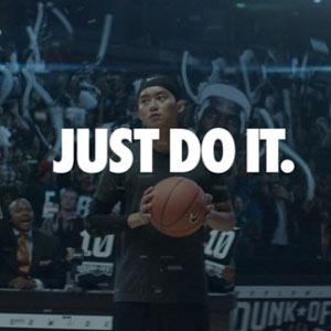 Nike lleva su mítico lema