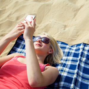 Casi el 70% de las vacaciones ya se reservan online