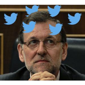 La comparecencia de Rajoy revoluciona Twitter con su #Findelacita