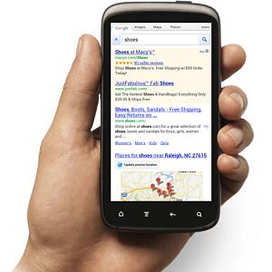 El 51,5% del gasto en publicidad móvil se lo come el search marketing