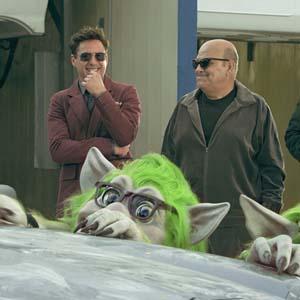 HTC utiliza los superpoderes de Robert Downey Jr. en su nueva campaña publicitaria