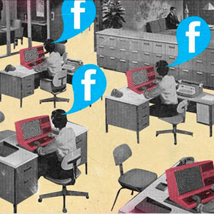 13 razones por las que trabajar en Facebook puede no ser tan divertido como lo pintan