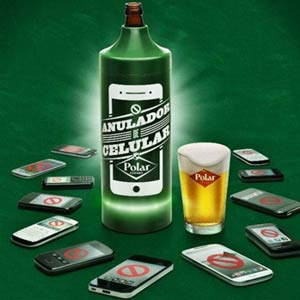 La cerveza Polar inventa
