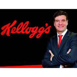 José Barco será el nuevo director comercial de marketing para España y Portugal de Kellogg's