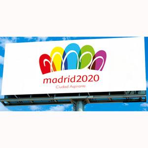 Los 39 patrocinadores de Madrid 2020 desembolsan 17 millones de euros en balde