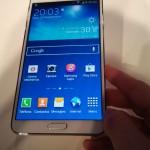 Los nuevos Galaxy Note 3 y Gear de Samsung debutan en España a ritmo de pasarela