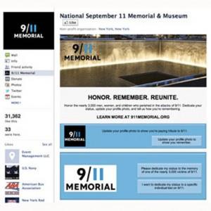 Facebook lanza un app para rendir homenaje a las víctimas del 11-S