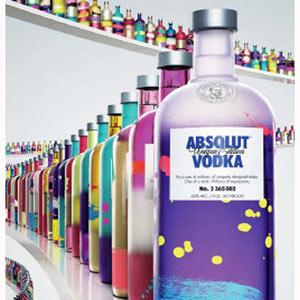 Cómo las botellas de Absolut convirtieron a la marca de vodka en un mito viviente