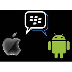 ¿Es una buena idea el lanzamiento de BBM para iOS y Android?
