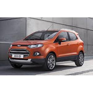 Ford presenta una versión exclusiva del EcoSport SUV, a la venta en Facebook
