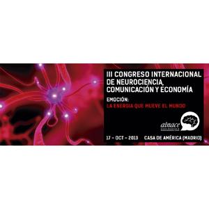 La Tercera Edición del Congreso Internacional de Neurociencia, Comunicación y Economía se celebrará en Madrid