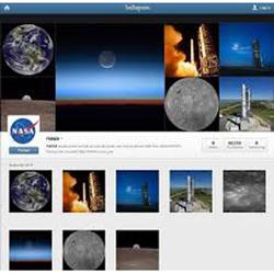 La NASA ya tiene perfil oficial en Instagram