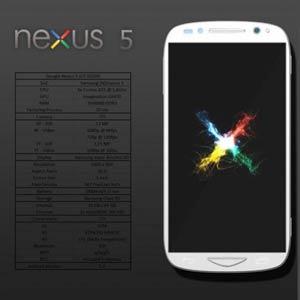 Google podría presentar su nuevo modelo de smartphone, el Nexus 5, el próximo 31 de octubre