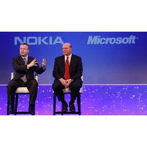Nokia se dispara en bolsa tras vender parte de la compañía a Microsoft