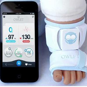 La tecnología que se pone llega también al mundo de los bebés