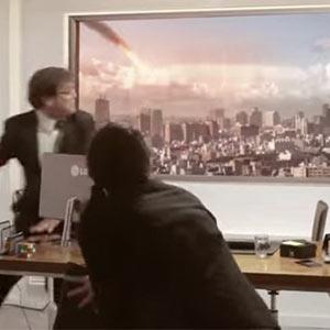 LG propina un buen susto con su campaña promocional de los televisores Ultra HD