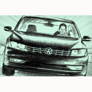 Volkswagen homenajea al mítico grupo de los 80 A-ha en un trepidante spot