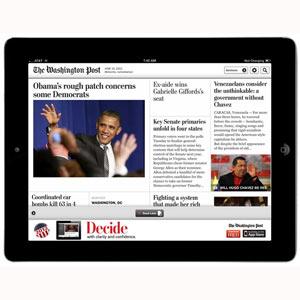 The Washington Post apuesta por lo visual con su plataforma Topicly