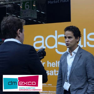 S. Moltó (adSalsa) en #Dmexco: