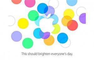 Apple confirma su evento el 10 de septiembre. ¿Llegarán los iPhones de colores?