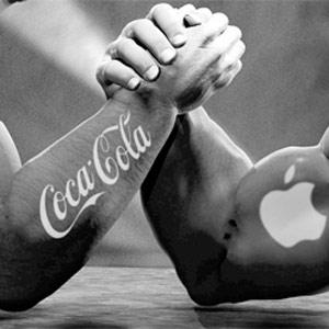 Apple arrebata la corona a Coca-Cola en el ranking de las marcas más valiosas del mundo de Interbrand