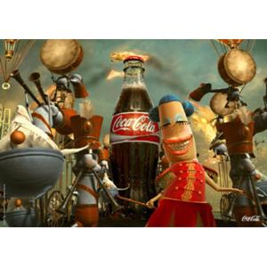Coca-Cola y El Corte Inglés, las marcas con más nototiedad en televisión en España