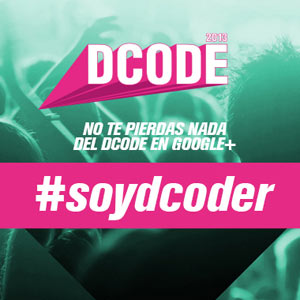 Google+ y DCODE se unen para hacer de la música una experiencia completa