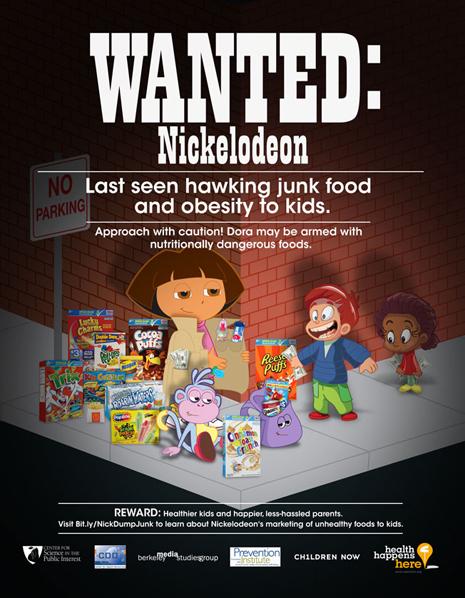 ¿Es Dora la Exploradora una traficante? Los defensores de la comida sana dicen que sí