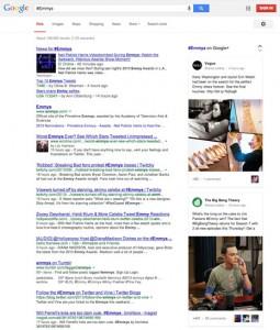 Google integra los hashtags en su búsqueda para crear una experiencia completa