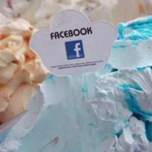 ¿Helado con sabor a Facebook? Una heladería croata se lanza a conquistar nuevos paladares